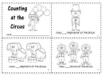 Counting at the Circus