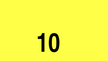 Counting by 10;s