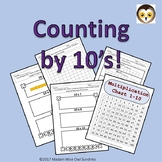Counting by 10's