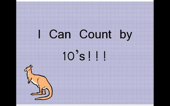 Counting by 10s Practice Presentation