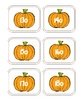 Counting by 10s-Pumpkins