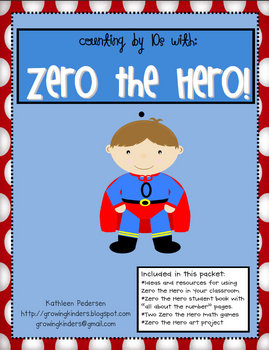 Counting by 10s with Zero the Hero!