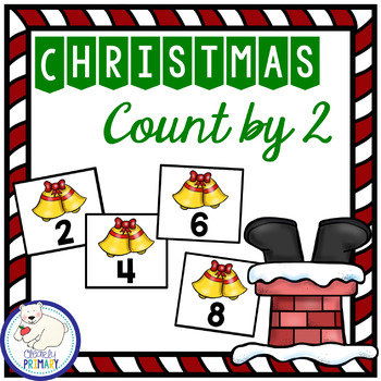 Counting by 2s - Christmas Free