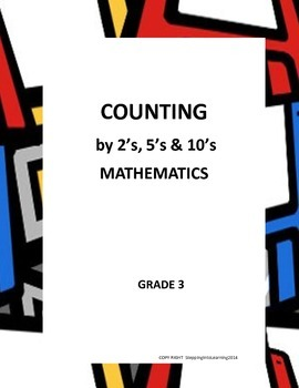 Counting by 2's, 5's and 10's