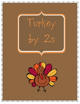 Counting by 2s-Turkeys