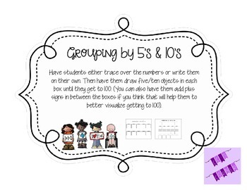Counting by 5s & 10s