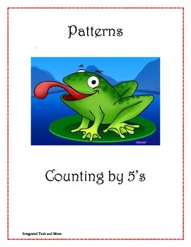 Counting by 5's Lesson Plans