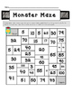 Counting by 5s Monster Pack