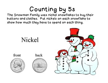 Counting by 5s With Nickels