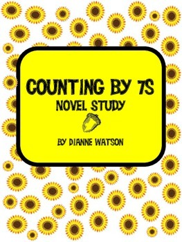 Counting by 7s Novel Study
