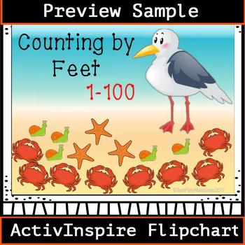 FREE Sample: Counting by Feet