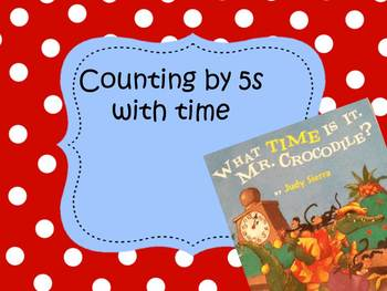 Counting by Fives, Time