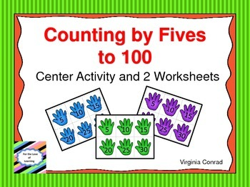Counting by Fives to 100