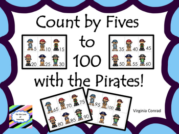 Counting by Fives to 100 with the Pirates