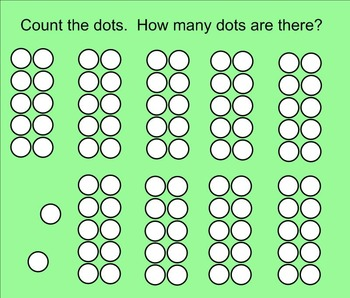 Counting by Making Groups of Ten SMARTnotebook