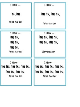 Counting by Ones, Twos, Fives, and Tens with Tally Marks for Centers, DIY's, and