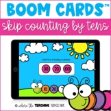 Counting by Tens Boom Cards | Distance Learning Resource