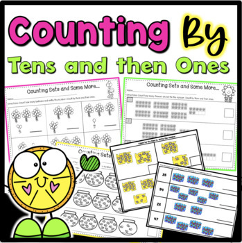 Counting by Tens and then Ones