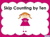 Counting by Tens to 100