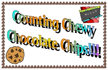 Counting chewy chocolate chips!!