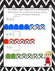 Counting cubes: subtraction (differentiated)