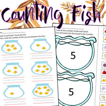 Counting fish! 10