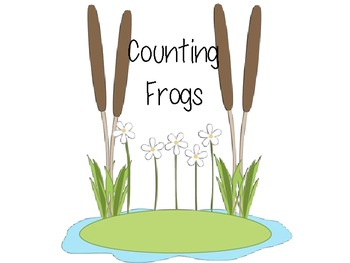 Interactive Counting Frogs Notebook