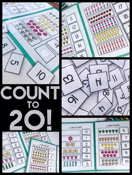 Counting from 0-20