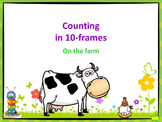 Counting in 10-frames