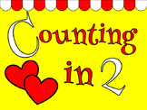 Counting in 2 Hearts (0-100)
