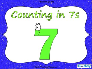Counting in 7s