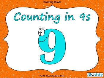 Counting in 9s