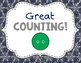 Counting in Winter Click It Book {No Print}