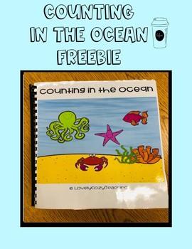 Counting in the Ocean FREEBIE