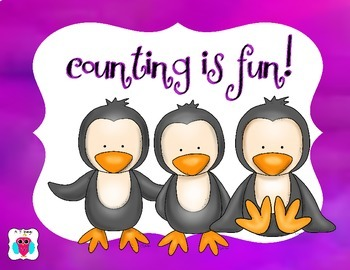 Counting is Fun Math Set #FunFridayHalloween