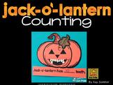 Counting {jack o lantern}