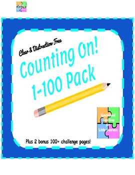 Counting on! 1-100 Pack