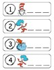 Counting on Activity with Dr. Seuss