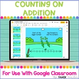 Counting on Addition Guided Practice for Use With Google C