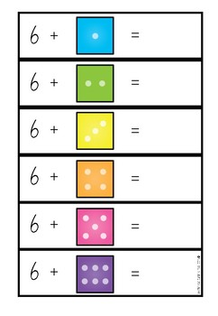 Counting on Addition Questions