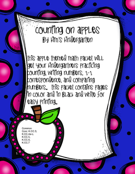 Counting on Apples