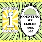 Counting on Clouds Cards 1-10