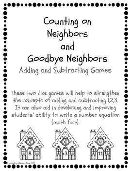 Counting on Neighbors