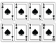 Counting on Playing Cards Game