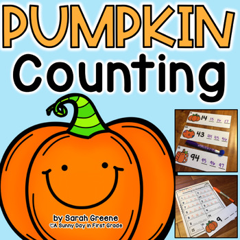 Counting on Pumpkins!