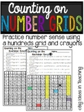 Counting on a Number Grid ~ Number Sense Practice
