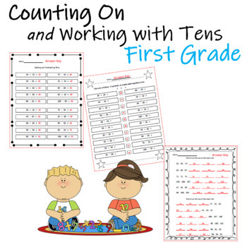 Counting on and Working with Tens