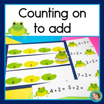 Counting on to add