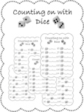 Counting on with Dice