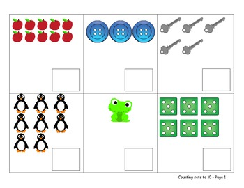 Counting sets to 30